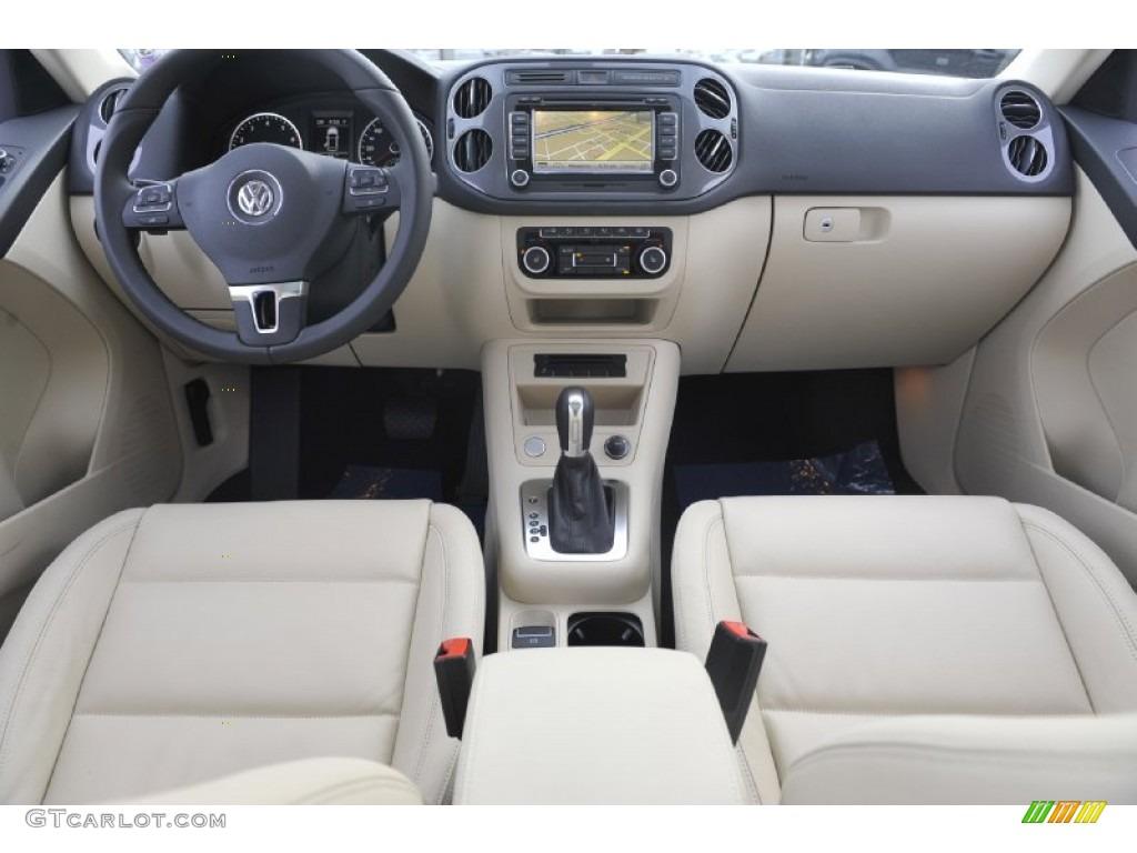 2012 Volkswagen Tiguan SEL interior Photo #61081780   GTCarLot.com