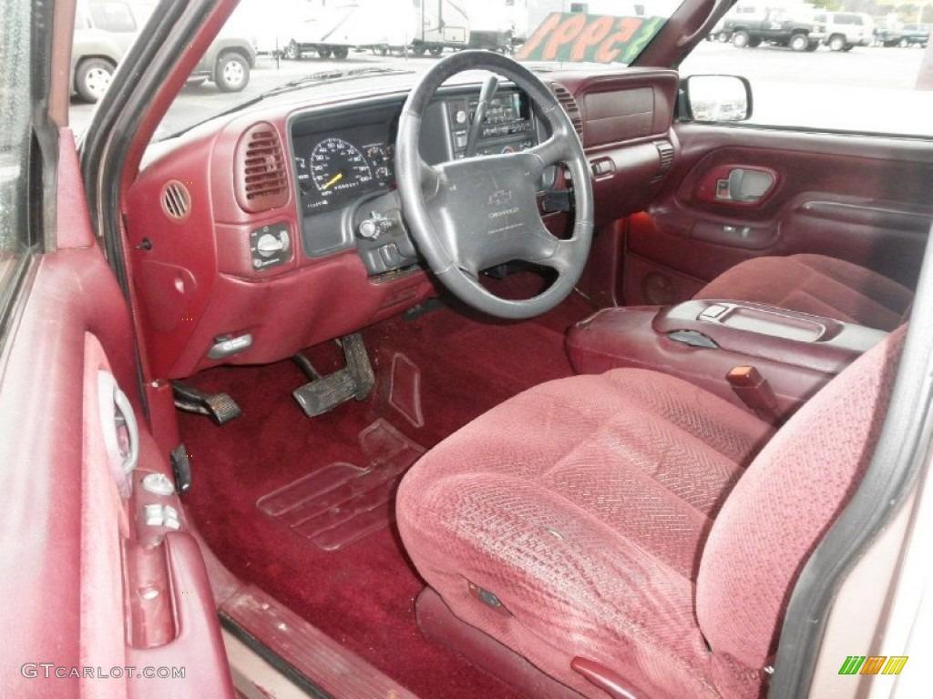 1997 Chevrolet C K K1500 Silverado Extended Cab 4x4 Interior Photo 61086467