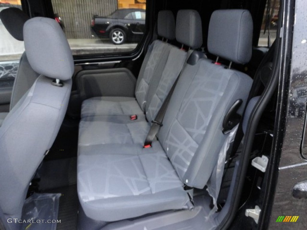 2012 ford transit connect xlt wagon rear seat photo. Black Bedroom Furniture Sets. Home Design Ideas