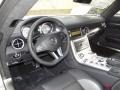 2012 SLS AMG Roadster designo Black Interior