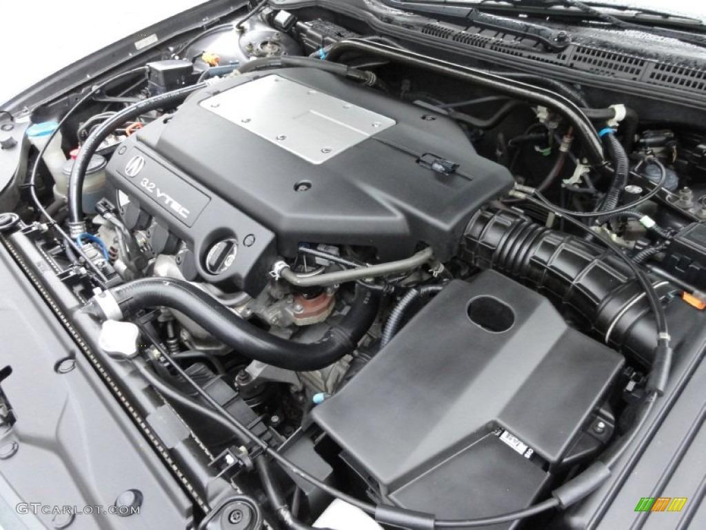 2003 Acura Tl 3 2 3 2 Liter Sohc 24