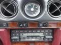 Audio System of 1987 SL Class 560 SL Roadster