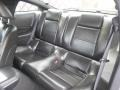 Dark Charcoal 2006 Ford Mustang V6 Premium Coupe Interior Color