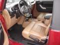 2012 Deep Cherry Red Crystal Pearl Jeep Wrangler Rubicon 4X4  photo #13