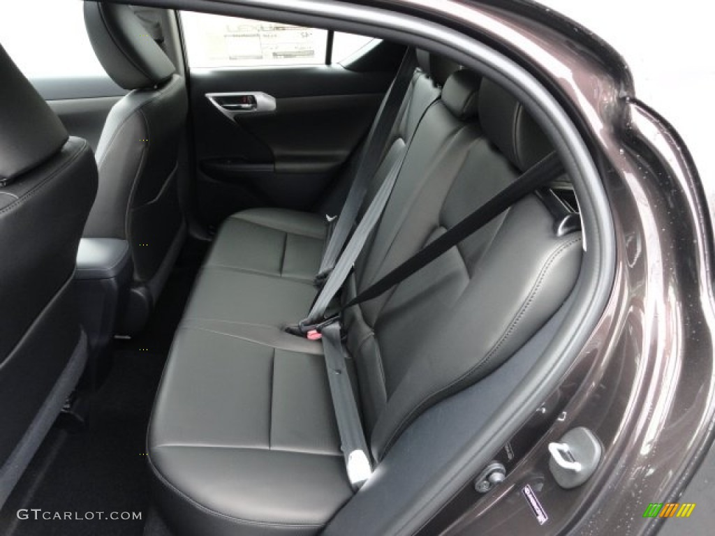 2012 lexus ct 200h hybrid premium interior photo 61108798