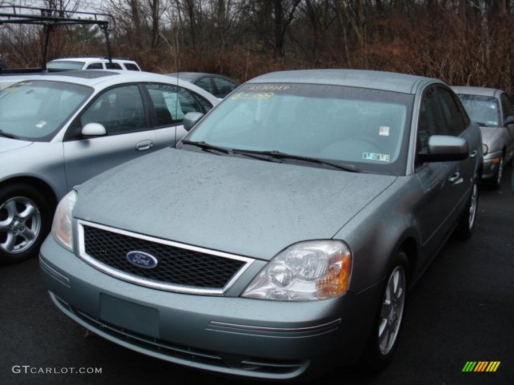 2005 Ford Five Hundred Paint Colors