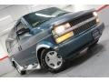 2000 Medium Cadet Blue Metallic Chevrolet Astro LT Passenger Van #61074933