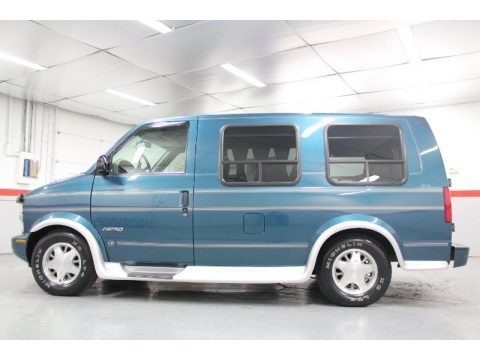2000 Chevrolet Astro LT Passenger Van Data, Info and Specs