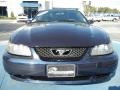 2003 True Blue Metallic Ford Mustang V6 Coupe  photo #8