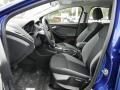 2012 Sonic Blue Metallic Ford Focus SE 5-Door  photo #5