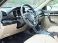 Beige Interior Photo for 2011 Kia Sorento #61121803