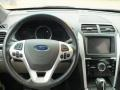 Medium Light Stone Steering Wheel Photo for 2011 Ford Explorer #61123409