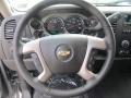 2012 Graystone Metallic Chevrolet Silverado 1500 LT Regular Cab 4x4  photo #10