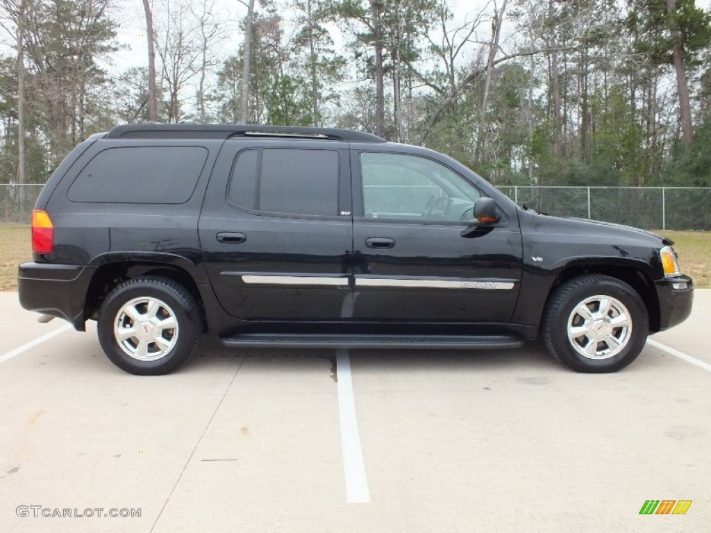 onyx black 2003 gmc envoy xl slt exterior photo 61126896. Black Bedroom Furniture Sets. Home Design Ideas