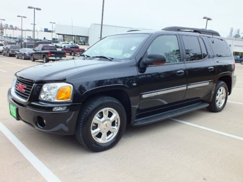 2003 gmc envoy xl slt data info and specs. Black Bedroom Furniture Sets. Home Design Ideas