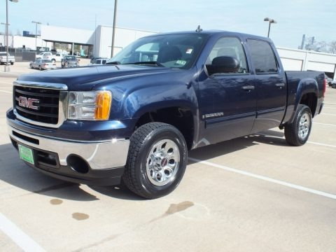 2009 gmc sierra 1500 sl crew cab data info and specs. Black Bedroom Furniture Sets. Home Design Ideas