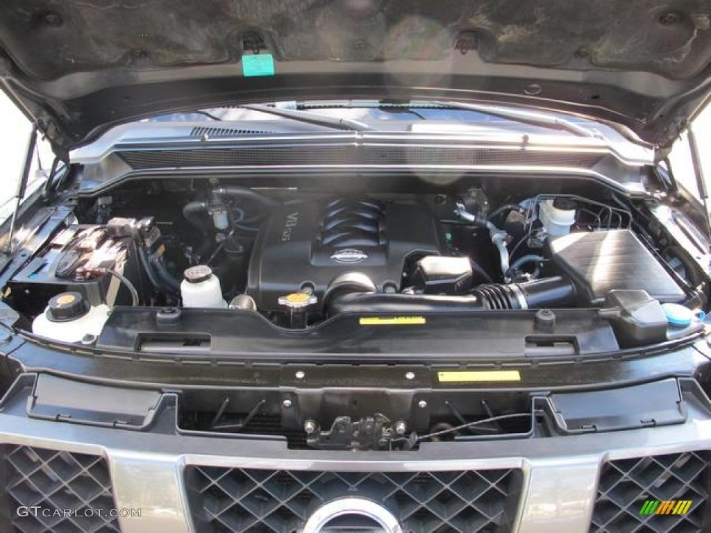 2005 nissan titan xe king cab 5 6l dohc 32v v8 engine photo 61128650 gtcarlot