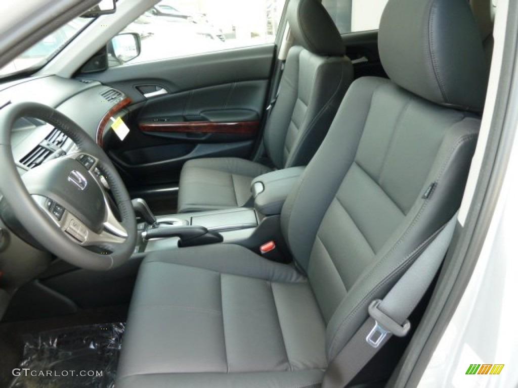 2012 Honda Accord Crosstour Ex L 4wd Interior Photo
