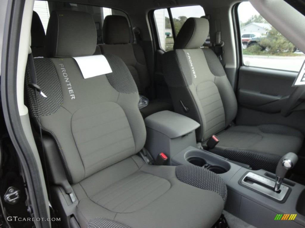 Sv Sport Graphite Interior 2012 Nissan Frontier Sv Sport Appearance Crew Cab Photo 61142189