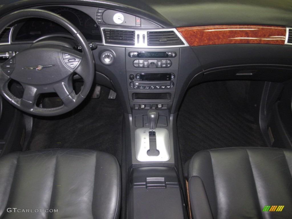 2004 Chrysler Pacifica Awd Dark Slate Gray Dashboard Photo
