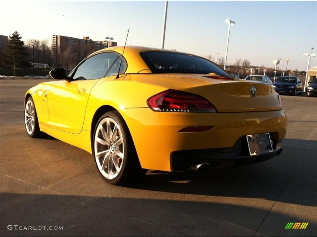 Bmw Z4 Yellow For Sale Full Yellow Jacket Bmw Z4 By