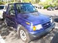 1997 Medium Blue Metallic Suzuki Sidekick JS 2 Door #61166999