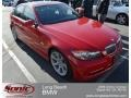 Crimson Red 2007 BMW 3 Series Gallery