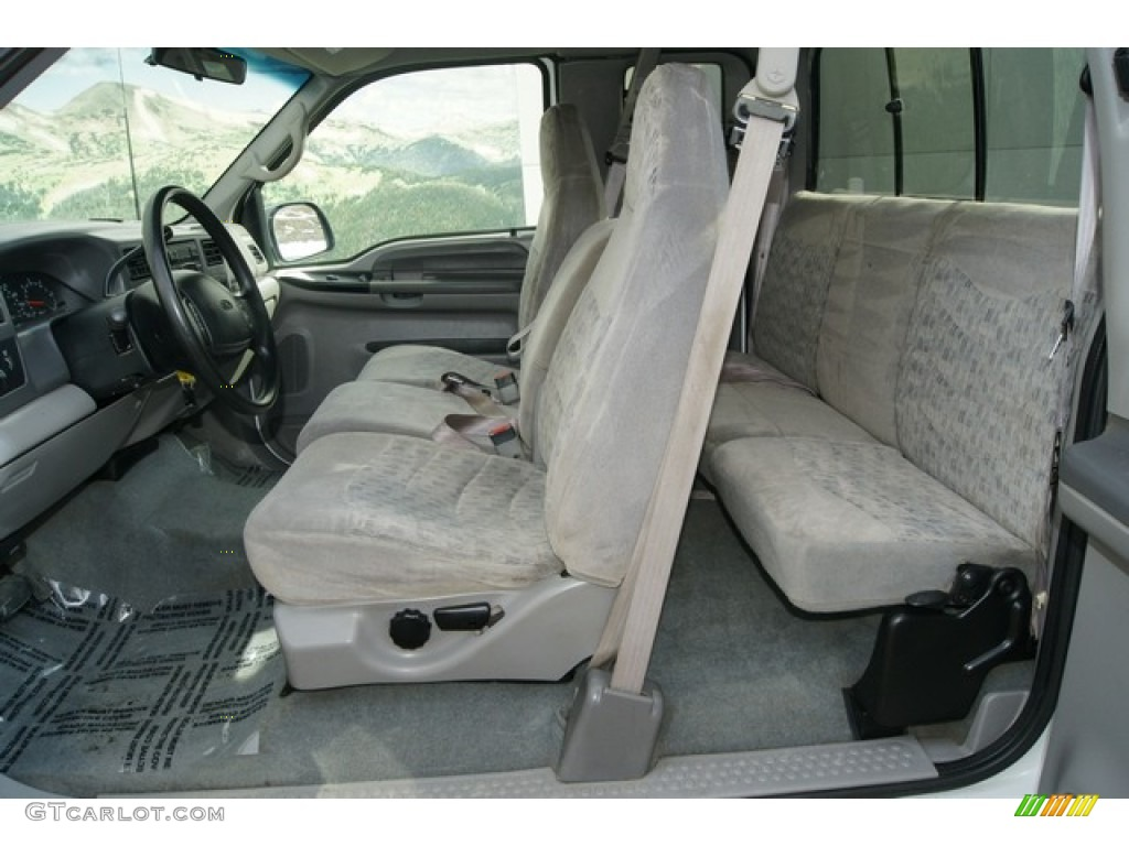 2000 Ford F250 Super Duty Xlt Extended Cab 4x4 Interior Color Photos