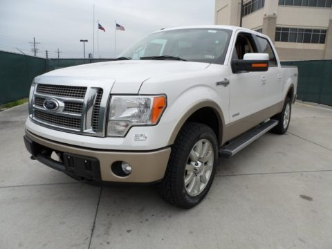 2012 ford f150 king ranch supercrew 4x4 data info and specs. Black Bedroom Furniture Sets. Home Design Ideas