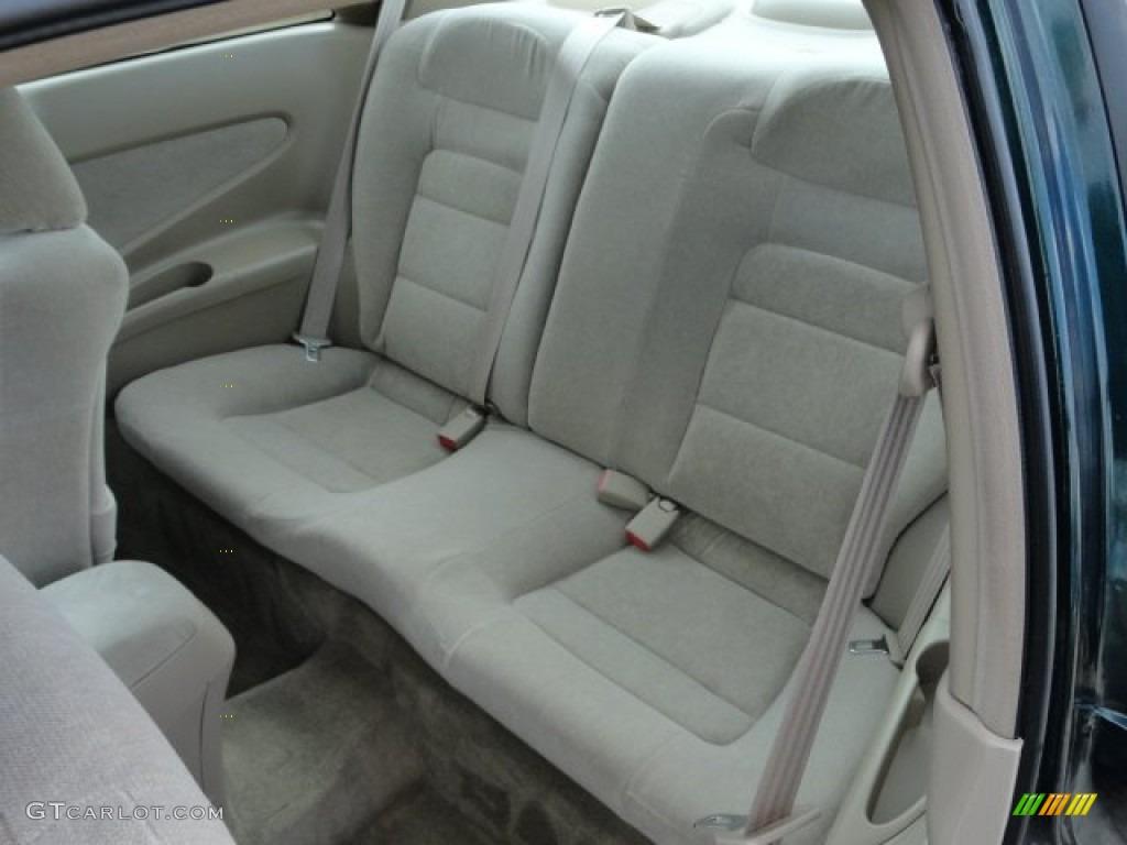 1999 Honda Accord Ex Coupe Interior Photo 61181374