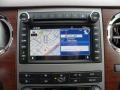 2012 White Platinum Metallic Tri-Coat Ford F250 Super Duty King Ranch Crew Cab 4x4  photo #33
