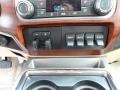 2012 White Platinum Metallic Tri-Coat Ford F250 Super Duty King Ranch Crew Cab 4x4  photo #35