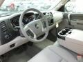 2012 Graystone Metallic Chevrolet Silverado 1500 LT Extended Cab 4x4  photo #16