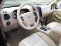 2006 Ford Explorer Camel/Stone Interior Prime Interior Photo