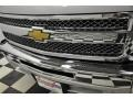 2012 Silver Ice Metallic Chevrolet Silverado 1500 LT Extended Cab  photo #4