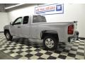 2012 Silver Ice Metallic Chevrolet Silverado 1500 LT Extended Cab  photo #5