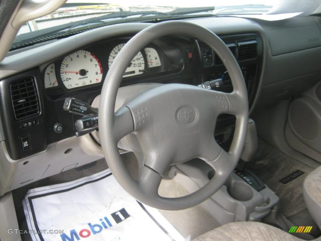 2004 toyota tacoma prerunner regular cab interior photo - 1997 toyota tacoma interior parts ...