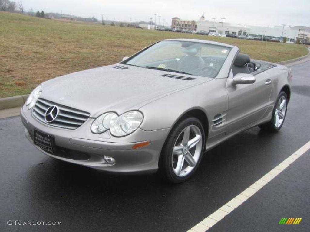 2006 pewter metallic mercedes benz sl 500 roadster 6103325 car color galleries. Black Bedroom Furniture Sets. Home Design Ideas