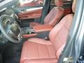 2013 GS 350 AWD F Sport Cabernet Interior