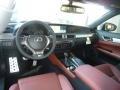Dashboard of 2013 GS 350 AWD F Sport