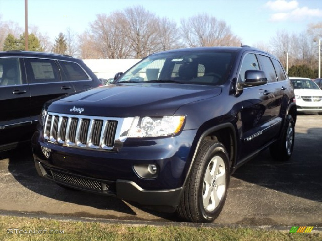 2012 true blue pearl jeep grand cherokee laredo x package 4x4 61242047 car. Black Bedroom Furniture Sets. Home Design Ideas