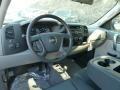 2012 Mocha Steel Metallic Chevrolet Silverado 1500 LS Extended Cab 4x4  photo #12