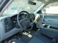2012 Mocha Steel Metallic Chevrolet Silverado 1500 LS Extended Cab 4x4  photo #14