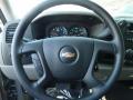 2012 Mocha Steel Metallic Chevrolet Silverado 1500 LS Extended Cab 4x4  photo #17
