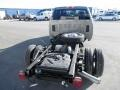 Steel Gray Metallic - Sierra 3500HD Crew Cab Dually 4x4 Chassis Photo No. 17