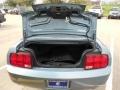 2007 Windveil Blue Metallic Ford Mustang V6 Premium Convertible  photo #10