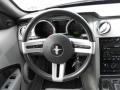 2007 Windveil Blue Metallic Ford Mustang V6 Premium Convertible  photo #20
