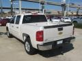 2011 White Diamond Tricoat Chevrolet Silverado 1500 LT Crew Cab  photo #3
