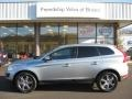 Electric Silver Metallic 2012 Volvo XC60 T6 AWD