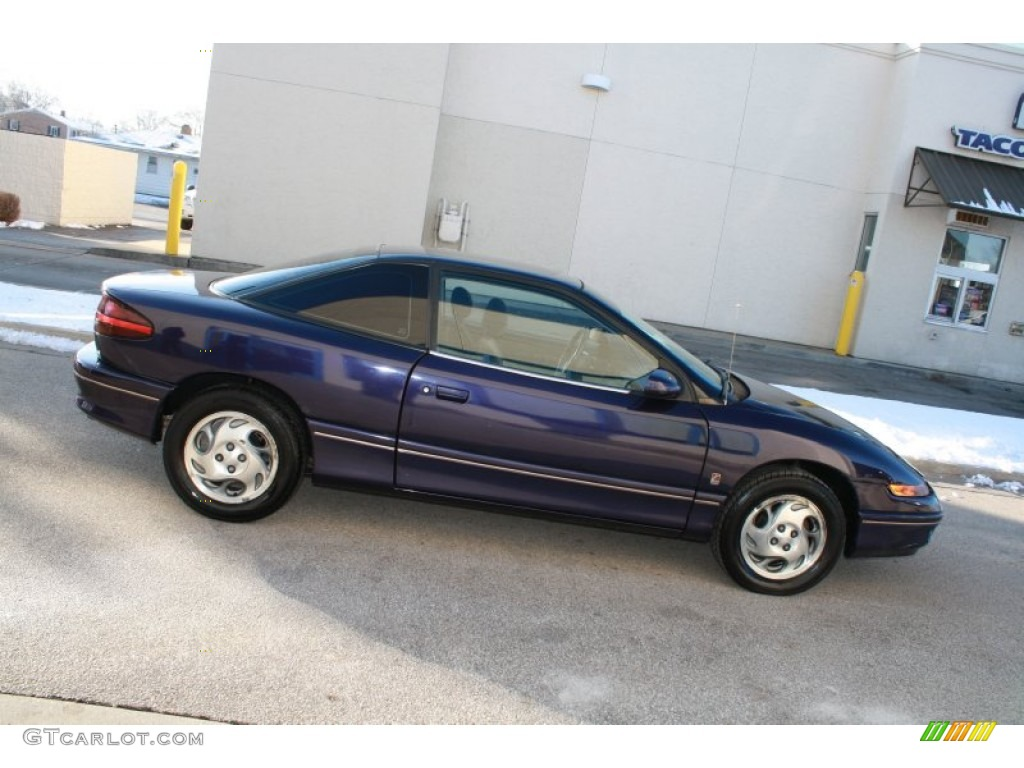 Purple 1996 Saturn S Series SC2 Coupe Exterior Photo ...